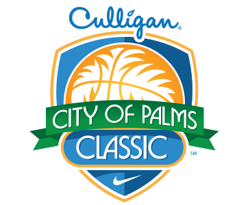 City of Palms Rebrand