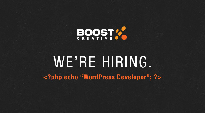 Hiring: Junior WordPress Developer
