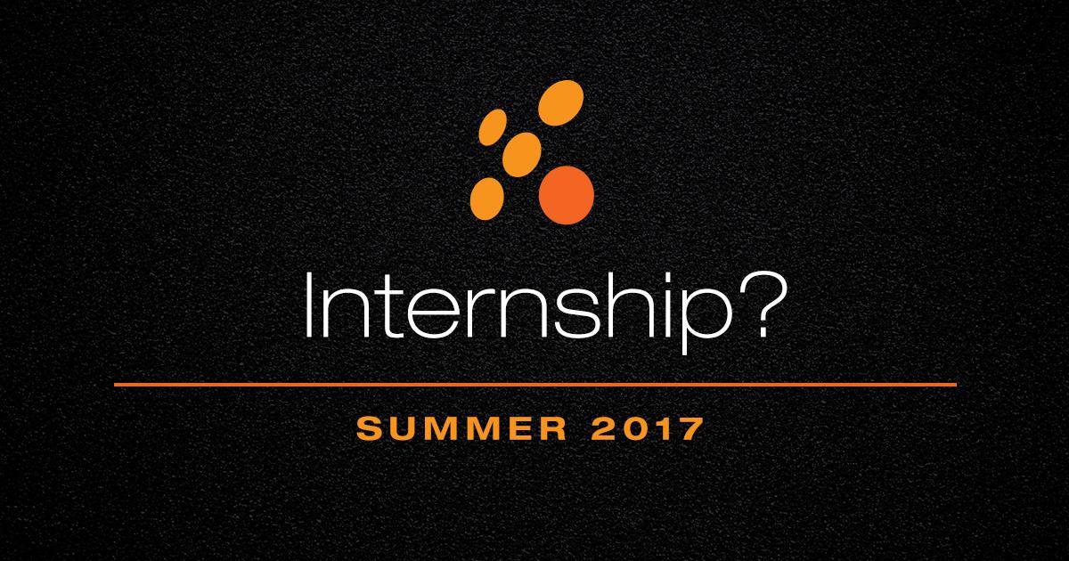 Summer Internship 2017