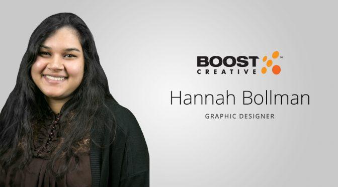 New Hire: Hannah Bollman